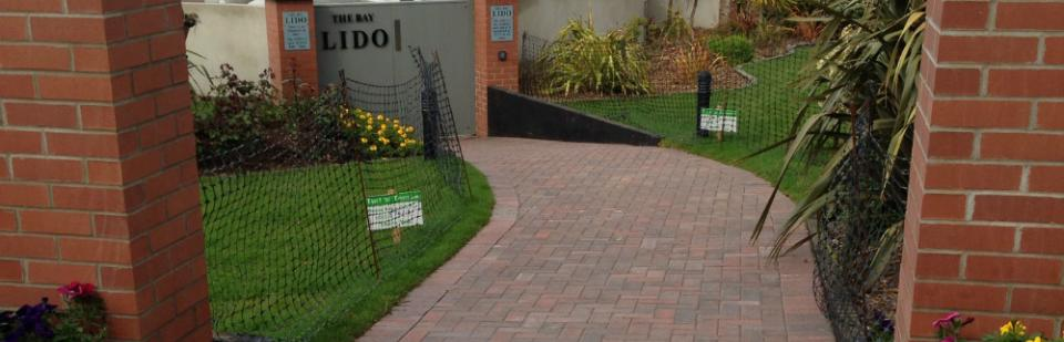block paving north devon.
