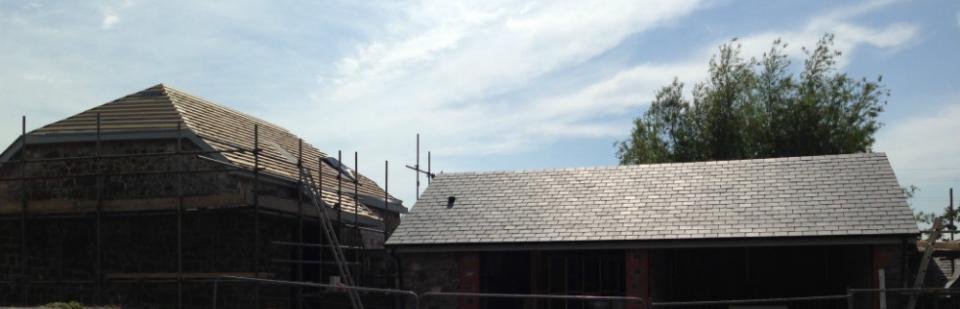 roofing north devon builder.